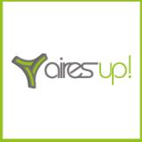 Aires Up! Cañitas - logo