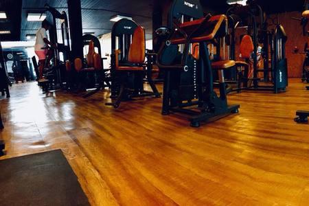 Sport Fitness Engenho de Dentro -