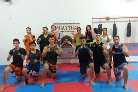 CT Nak Muay team