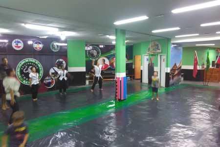 Academia Filhos do Tigre de Shuai Chiao Kung-fu -