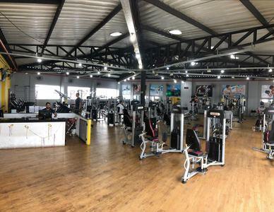 Academia Treino Fitness