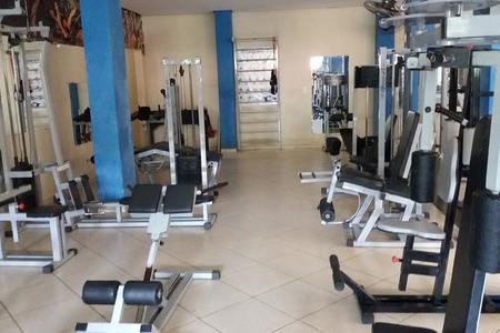 Top Center Fitness Academia -