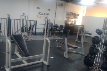 Academia Fly Fit Gym -