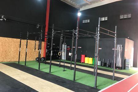 Taytus CrossFit Fraga Maia