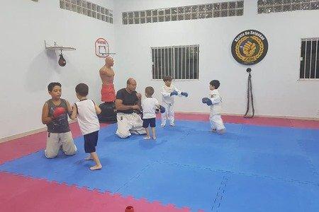 Karate Goju Ryu do Seigokan no Meier -