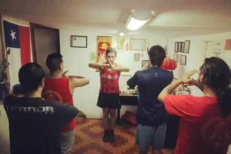 "Wing Chun Kung Fu ""La Florida"" Chile"