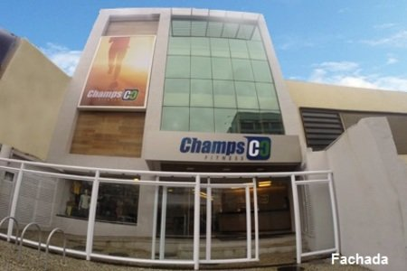 Champs Fitness - Méier -