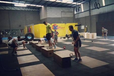 Cross Training X-Fight