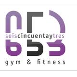 Gimnasio 653 - logo