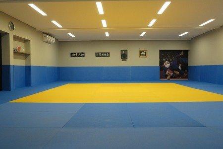 Tiago Camilo Academia de Judo