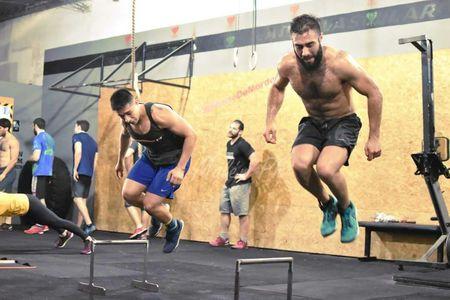 Mordor Elite fitness