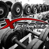 X Force Fitness - logo