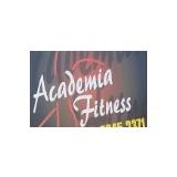 Academia Fitness - logo