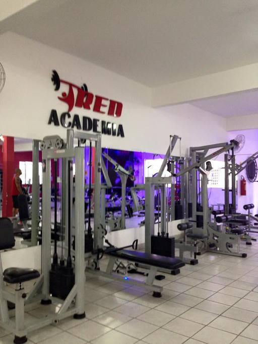 Academia red fitness mandaqui 24 horas mandaqui s o for 24 horas gym