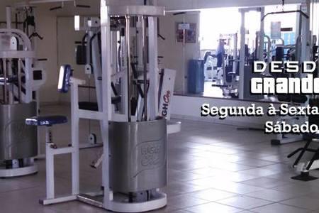 FECHADO - Academia Healthy Way -