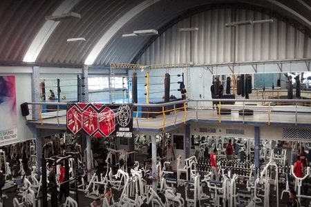 Cesar's Gym / Tecamac -