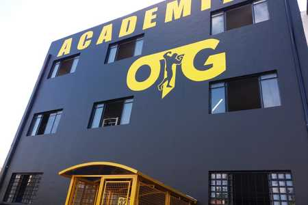 OTG Academia - Piçarrão