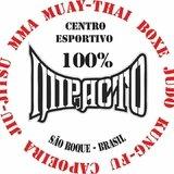 100% Impacto Dojo Sports Center - logo