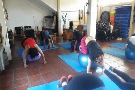 Avatar Gym -