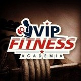 Academia Vip Fitness - logo