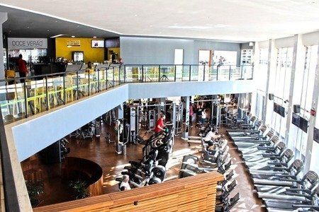 Clube Coat Squash e Fitness