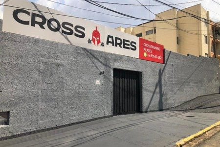 Cross Ares