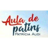 Aula De Patins Patrícia Audi - logo