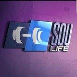 Sou Life Academia - logo