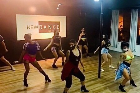 New Dance Studio