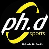 Ph.d Sports Rio Bonito - logo